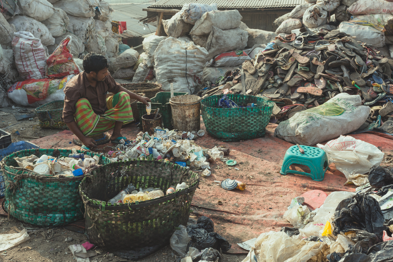 The Waste Pickers of Bangladesh 11